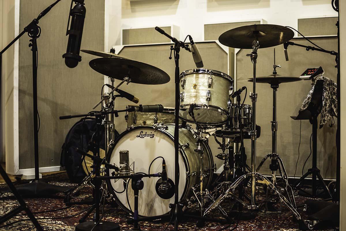 60s Ludwig drums